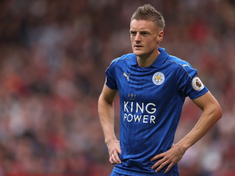 Racist tag is a 'permanent stain' against my name, says Leicester's Jamie Vardy