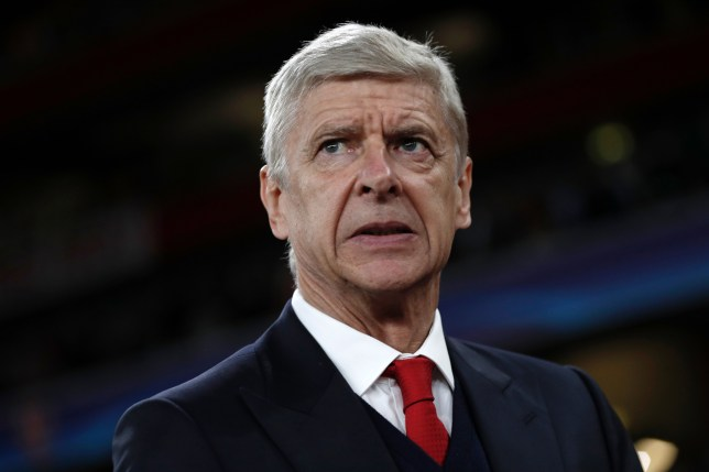 Arsenal's French manager Arsene Wenger looks on ahead of the UEFA Champions League Group A football match between Arsenal and FC Basel at The Emirates Stadium in London on September 28, 2016. / AFP / Adrian DENNIS        (Photo credit should read ADRIAN DENNIS/AFP/Getty Images)