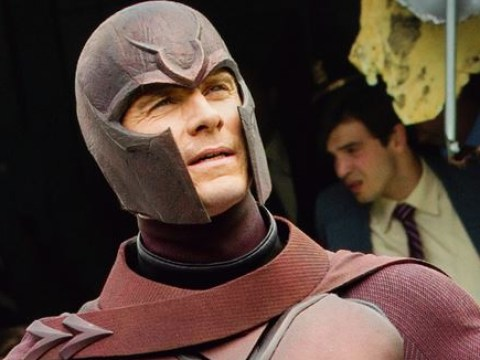 Michael Fassbender despairs at his performance in one of the X-Men movies