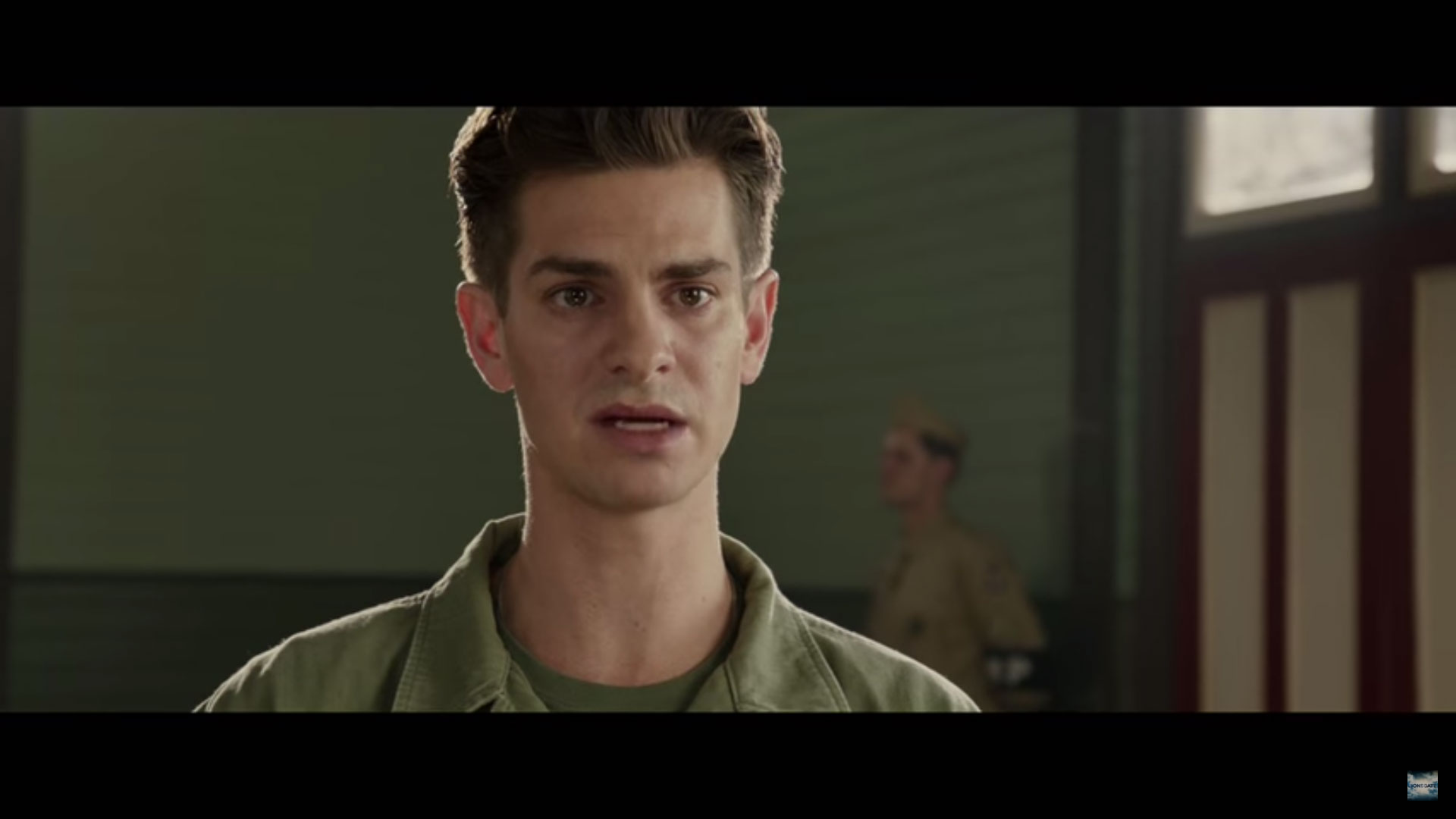 Get the tissues out for the first trailer for Mel Gibson's WWII drama Hacksaw Ridge