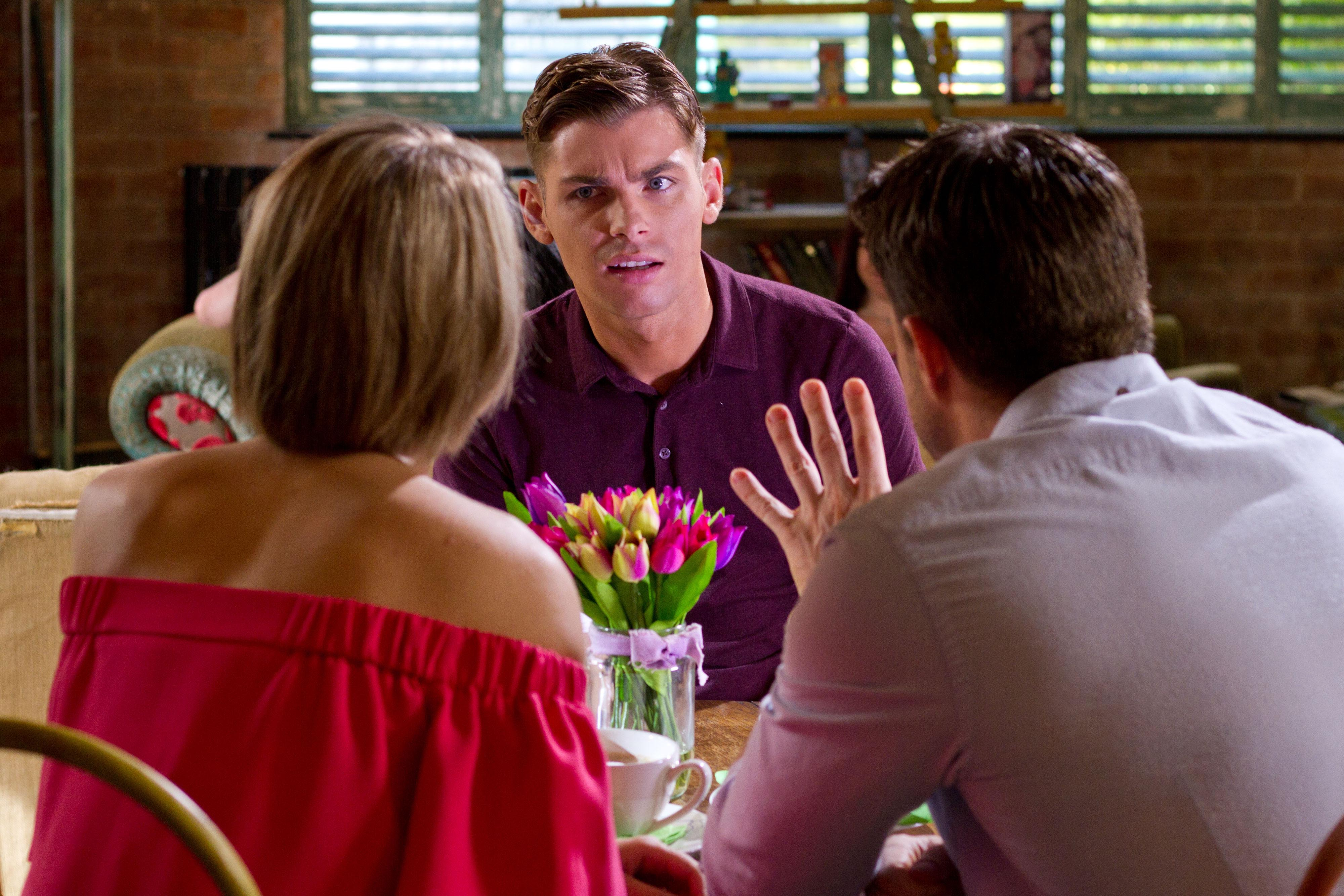 STE ASKS AMY AND RYAN FOR FULL CUSTODY EMBARGOED 20 SEPT