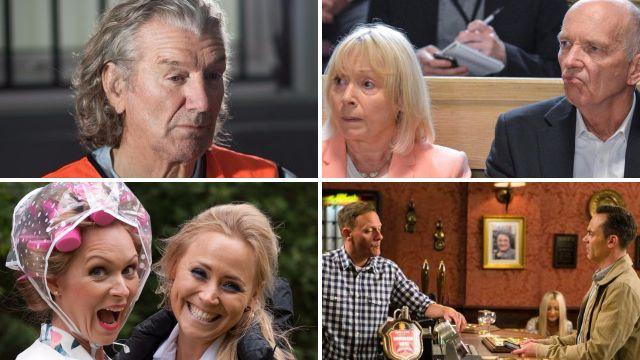25 soap spoilers: Emmerdale wedding kidnap, EastEnders goodbye, Coronation Street scheme, Hollyoaks revenge