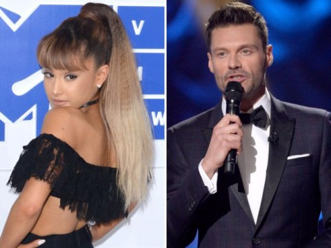 'What are you asking?' Ariana Grande and Ryan Seacrest clash in tense interview about Mac Miller