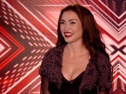 X Factor's Irina Dedyuk denies being a £60-an-hour dominatrix for an adult website