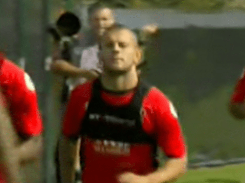 Video: Arsenal's Jack Wilshere starts training with loan club Bournemouth