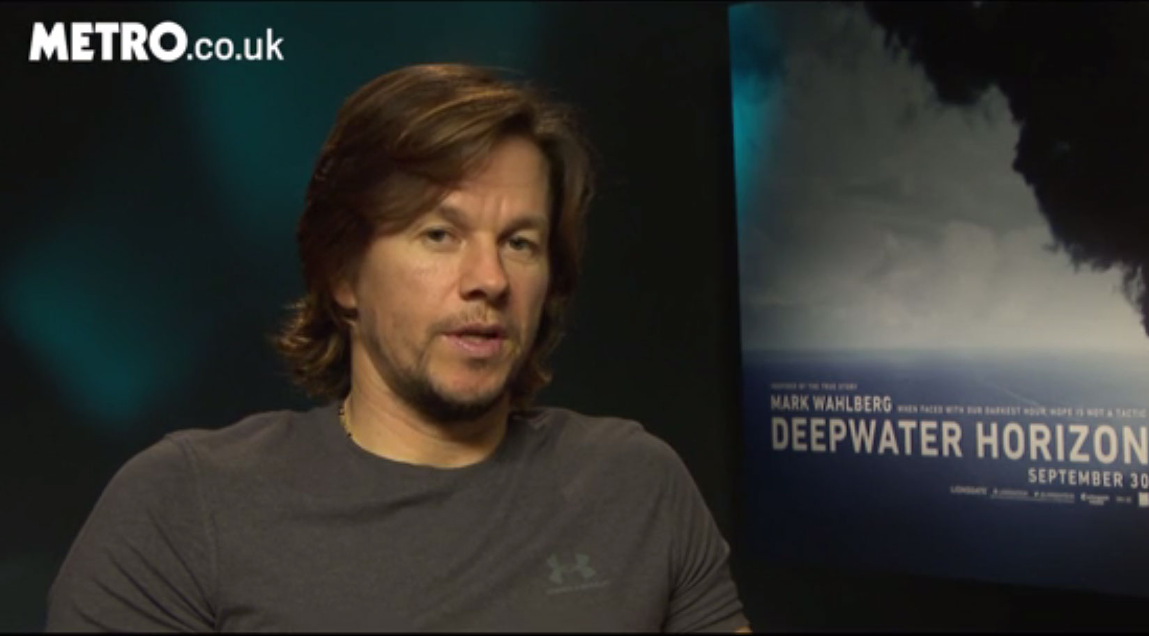 Mark Wahlberg has got a very specific message for BP after the Deepwater Horizon disaster