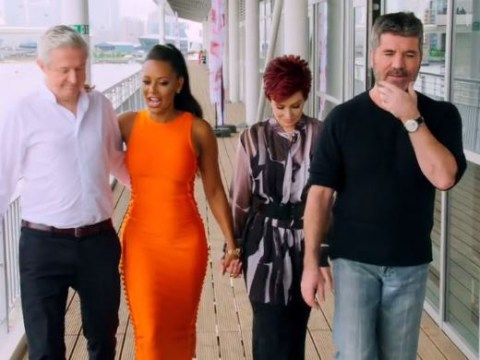 Mel B promises to be ruthless on The X Factor this weekend