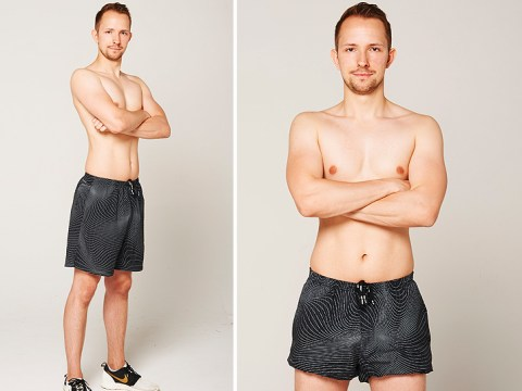 How I transformed my body in just 10 weeks