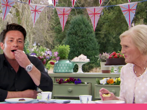 Will Jamie Oliver be the new host of Great British Bake Off?