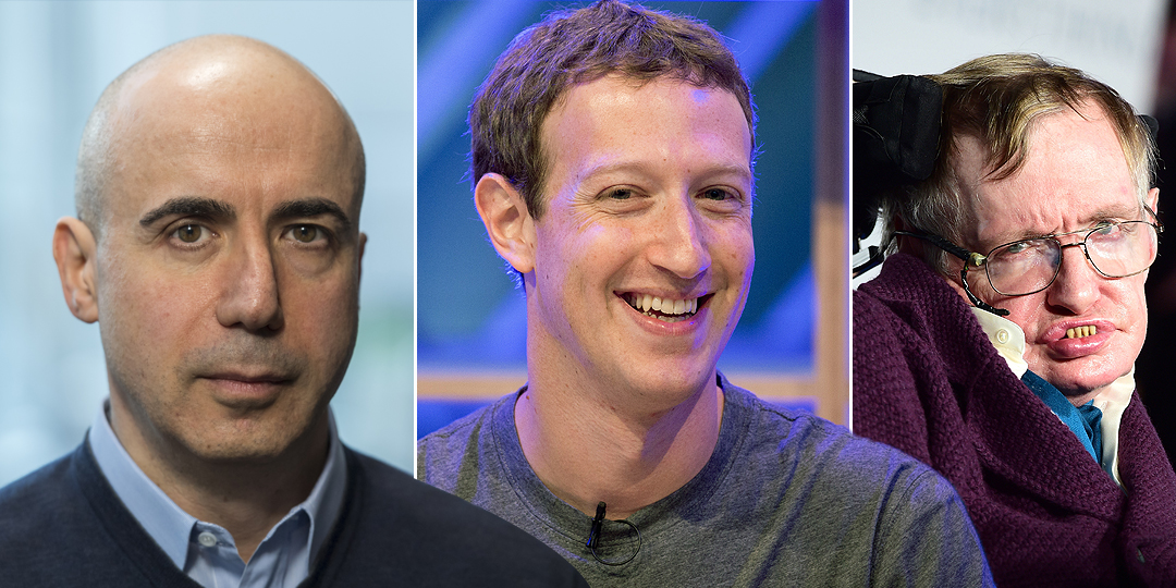 Search for ET gets massive boost from Mark Zuckerberg, Stephen Hawking and Yuri Milner