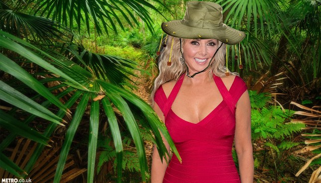 Carol Vorderman is also rumoured for the Celeb jungle (Picture: REX Features/shutterstock - Credit: METRO/mylo)