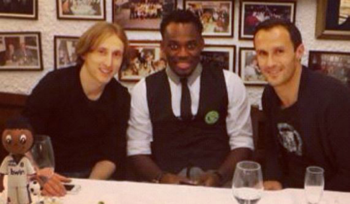 Chelsea legend Michael Essien had to be consoled by Jose Mourinho after awful birthday at Real Madrid
