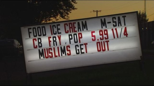 Hold on, they do ice cream? (Picture: WCCO-TV)