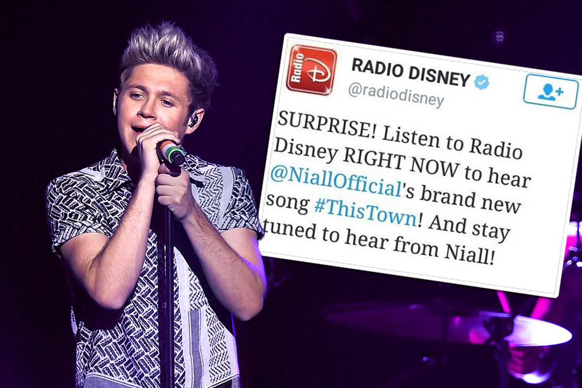 Niall Horan releasing solo track and the reaction is strong credit: Getty Images