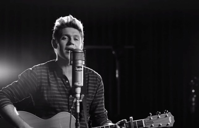 Niall Horan (Picture: Vevo)