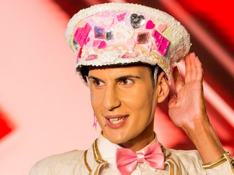 The X Factor: Remember when Ottavio Columbro appeared on the 2012 series?