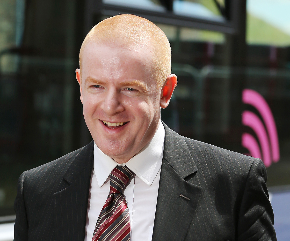 File photo dated 20/03/15 of John O'Neil, who has to give police 24 hours notice before he has sex with a new partner and is appearing in court today to have the order lifted. Credit: PA