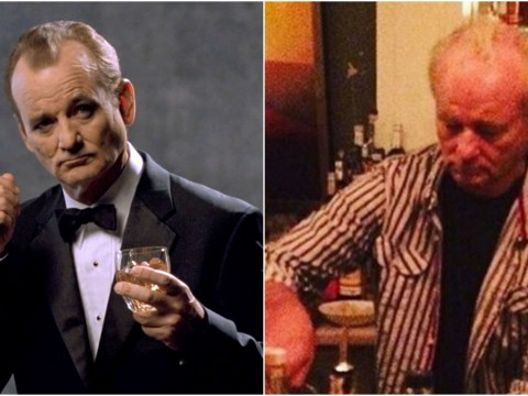 Bill Murray has been serving shots to the public — so exactly why in the name of Don Julio weren't we invited?