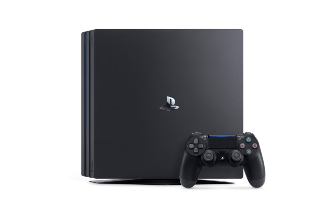 PS4 Pro - the new PlayStation console