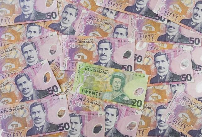 Money money money (Picture: REX/Shutterstock)