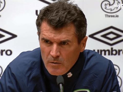 Video: Manchester United legend Roy Keane berates interviewer over James McCarthy
