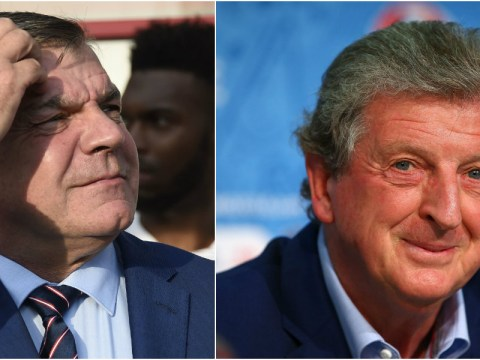 Statistics show Sam Allardyce's England almost identical to Roy Hodgson's Euro 2016 side