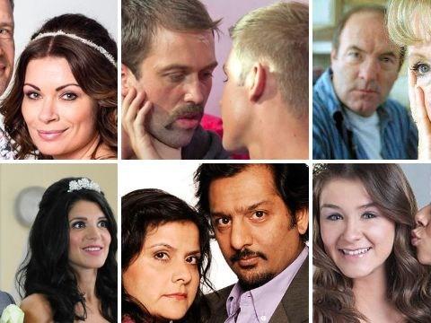 As Brangelina head for divorce, 15 soap splits that were just as devastating from EastEnders, Coronation Street and Emmerdale