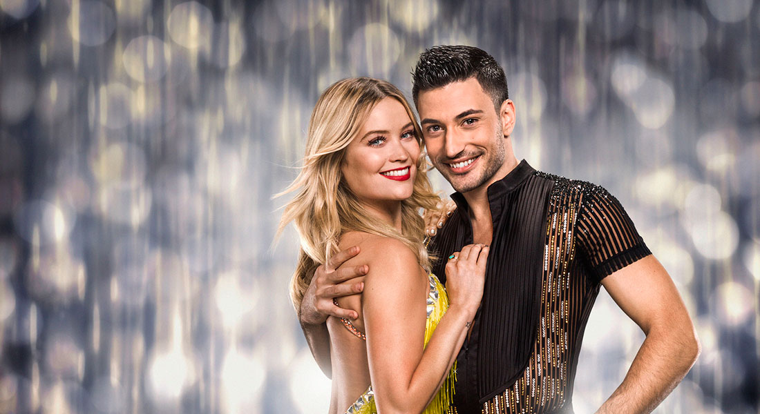 Strictly's Laura Whitmore and Giovanni Pernice tease 'sexy' dancefloor debut