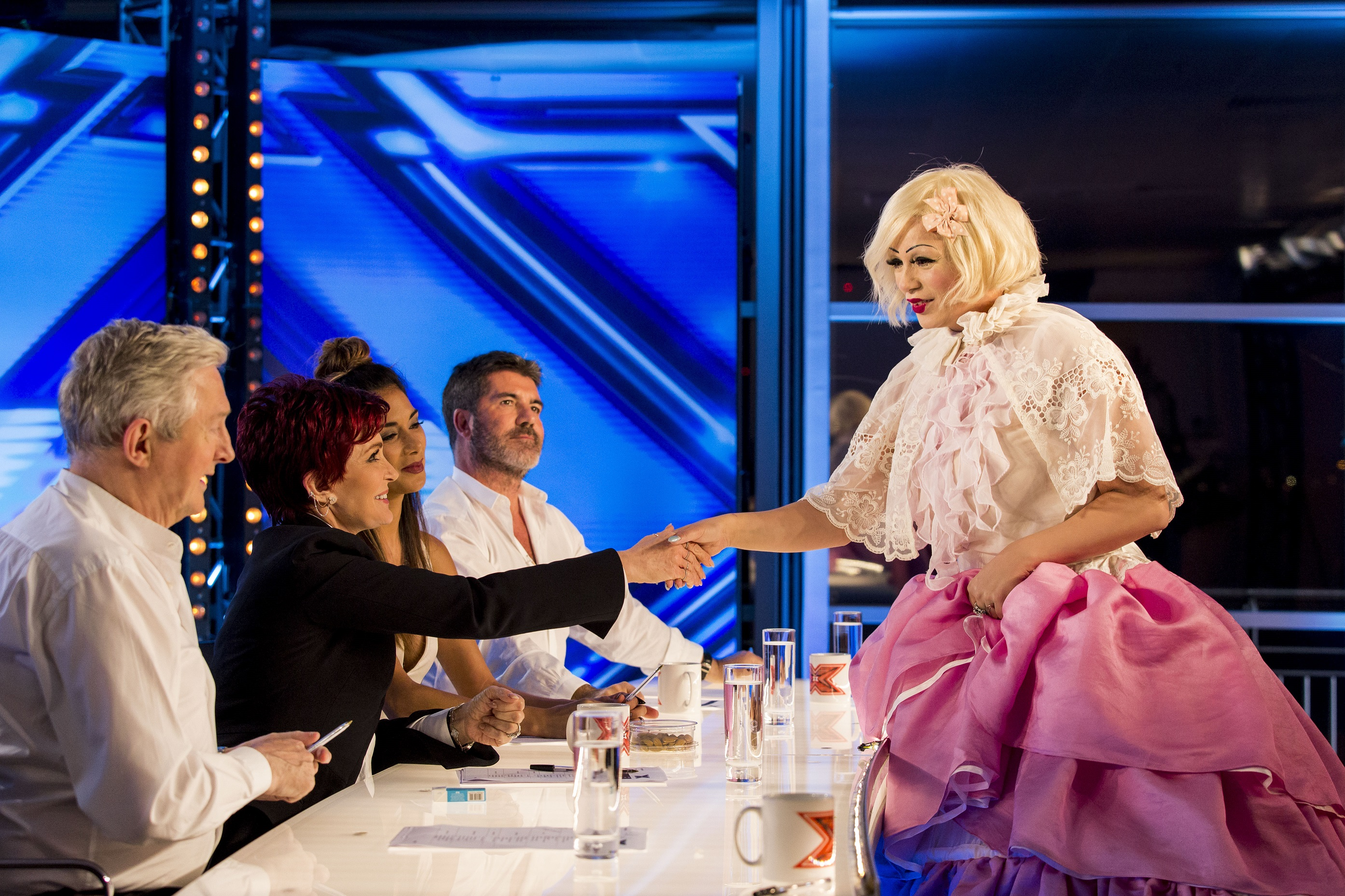 The X Factor 2016: Sunday night auditions brought us living doll Sada Vidoo, duo Tom and Laura, Marianna Zappi and more