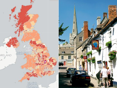 Do you live in the most miserable place in the country?