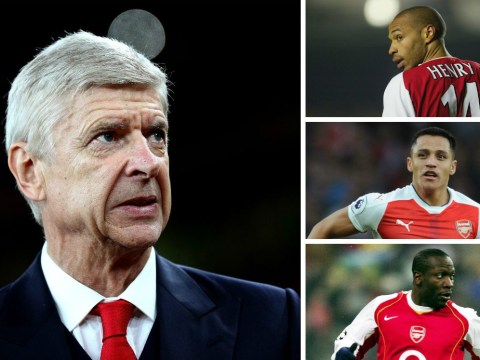 Five players Arsene Wenger has reinvented during his Arsenal career after Alexis Sanchez role change