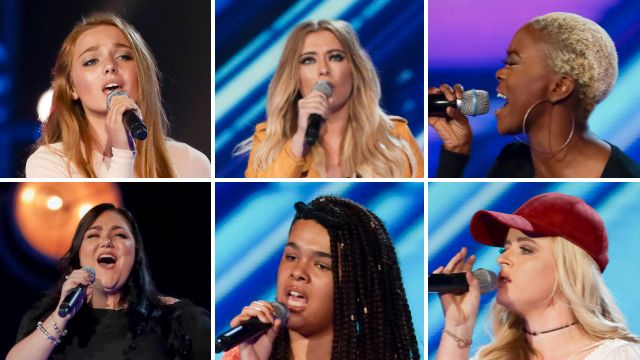 The X Factor 2016 recap: Simon Cowell's girls face the brutal Six Chair Challenge