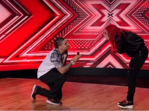 WATCH: X Factor hopeful proposes to girlfriend during audition and viewers were left flabbergasted