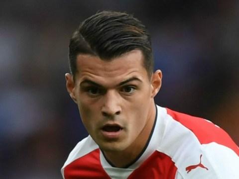 Granit Xhaka can shine under Arsenal boss Arsene Wenger, says his brother