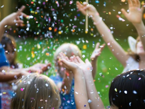 10 tips to help parents stay sane at kids' parties