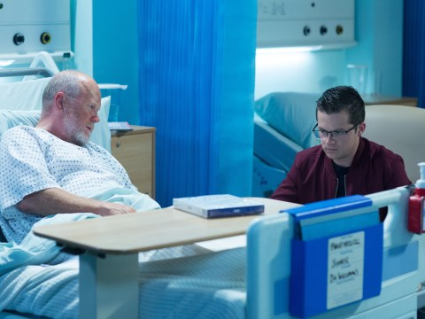 EastEnders spoilers: It's judgement day for Ben Mitchell and dying Phil tonight