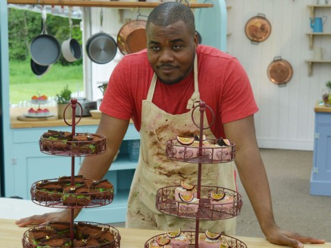What it's like to be a Great British Bake Off contestant