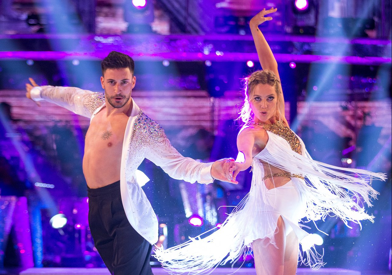 Strictly Come Dancing: Laura Whitmore is 'self-conscious' over Giovanni Pernice romance rumours