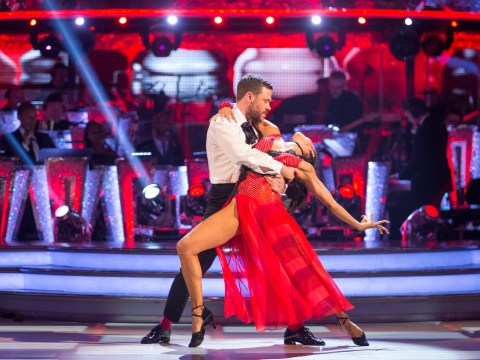 Strictly Come Dancing: Tess Daly forced to call for a medic as Will Young suffers injury during energetic jive