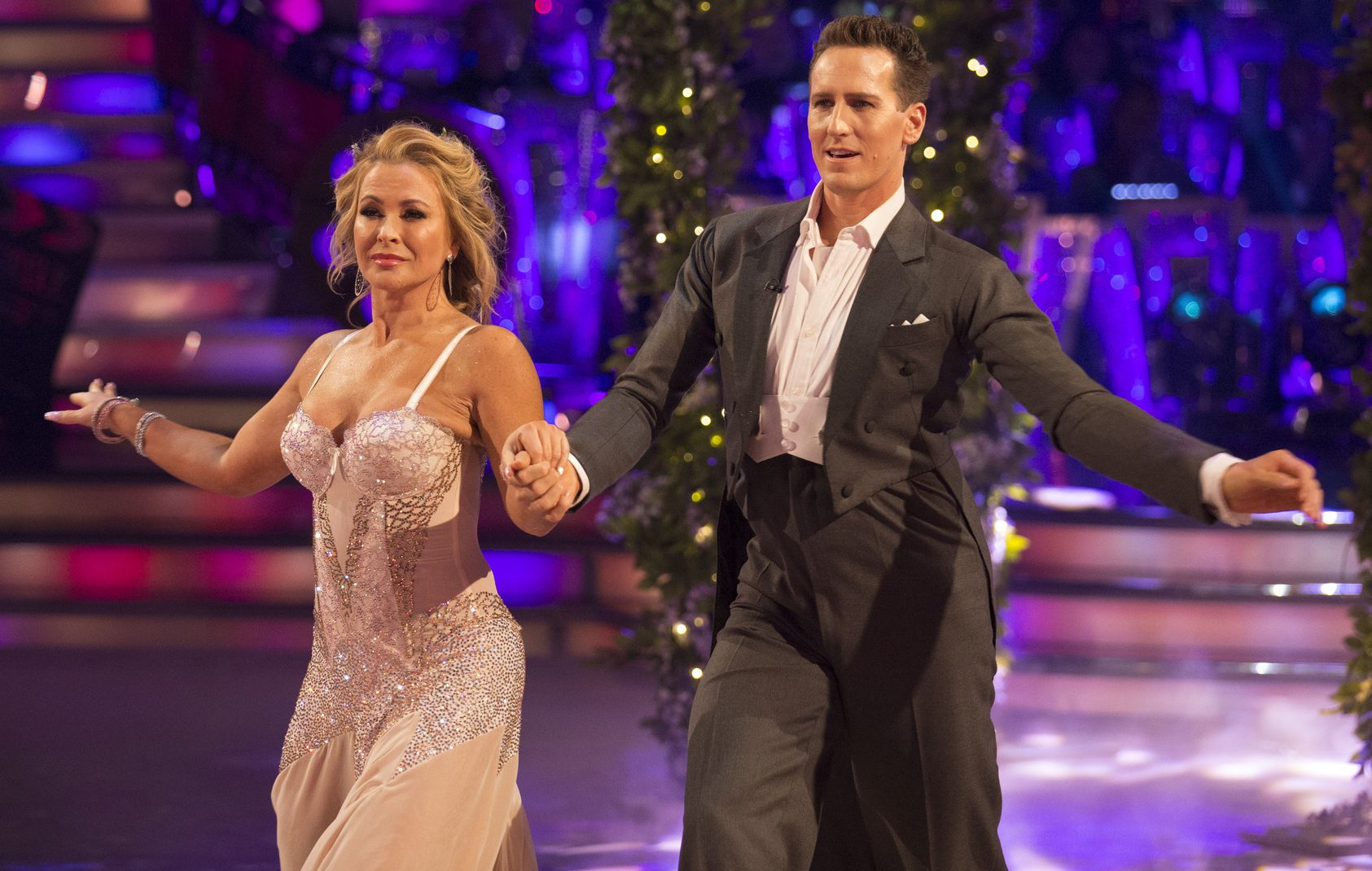 Brendan Cole agrees that it was 'right' he and Anastacia left Strictly Come Dancing