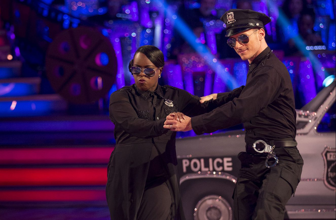 Strictly Come Dancing 2016: Tameka Empson axed after losing out to Laura Whitmore