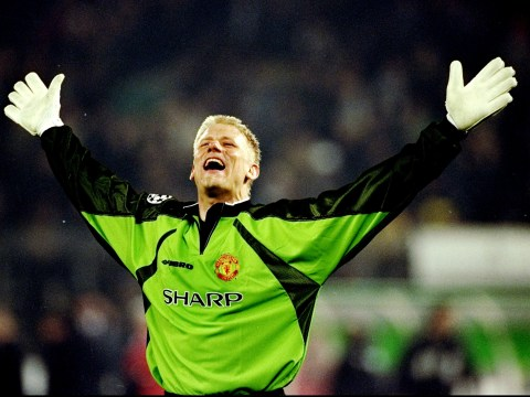 Manchester United legend Peter Schmeichel accused of being 'arrogant' and 'a coward' by ex-teammate