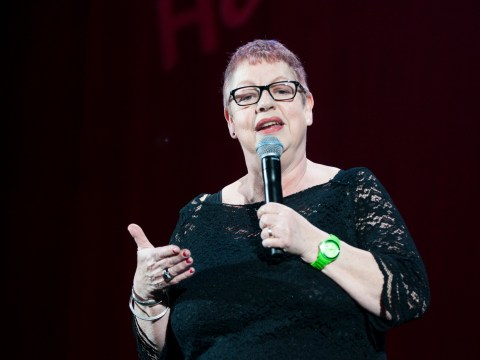 Jo Brand is up for moving with The Great British Bake Off to Channel 4