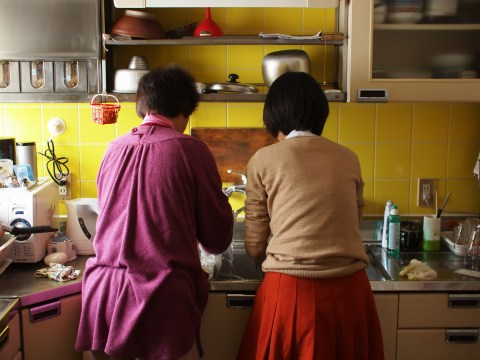11 things you only know if you've moved back in with your parents