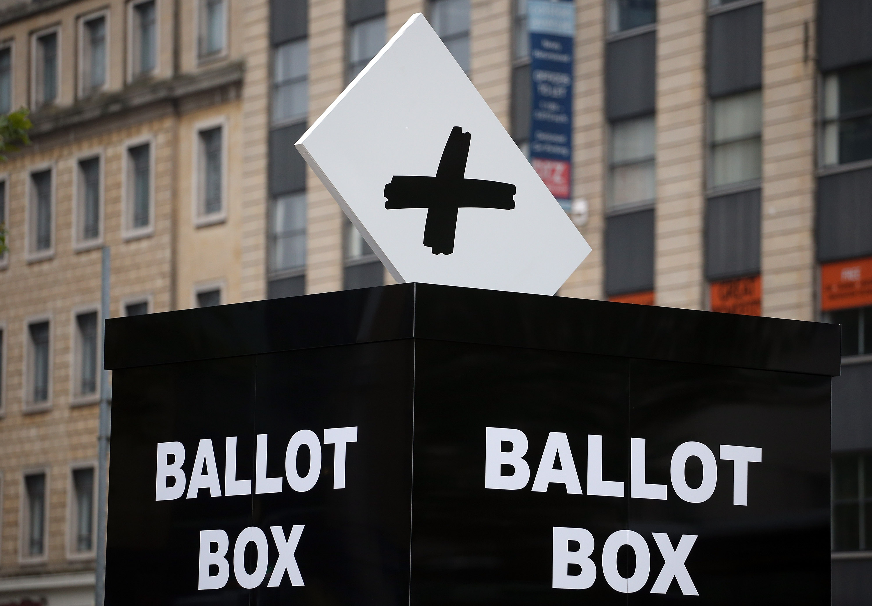 Can I vote in the local election without my polling card?