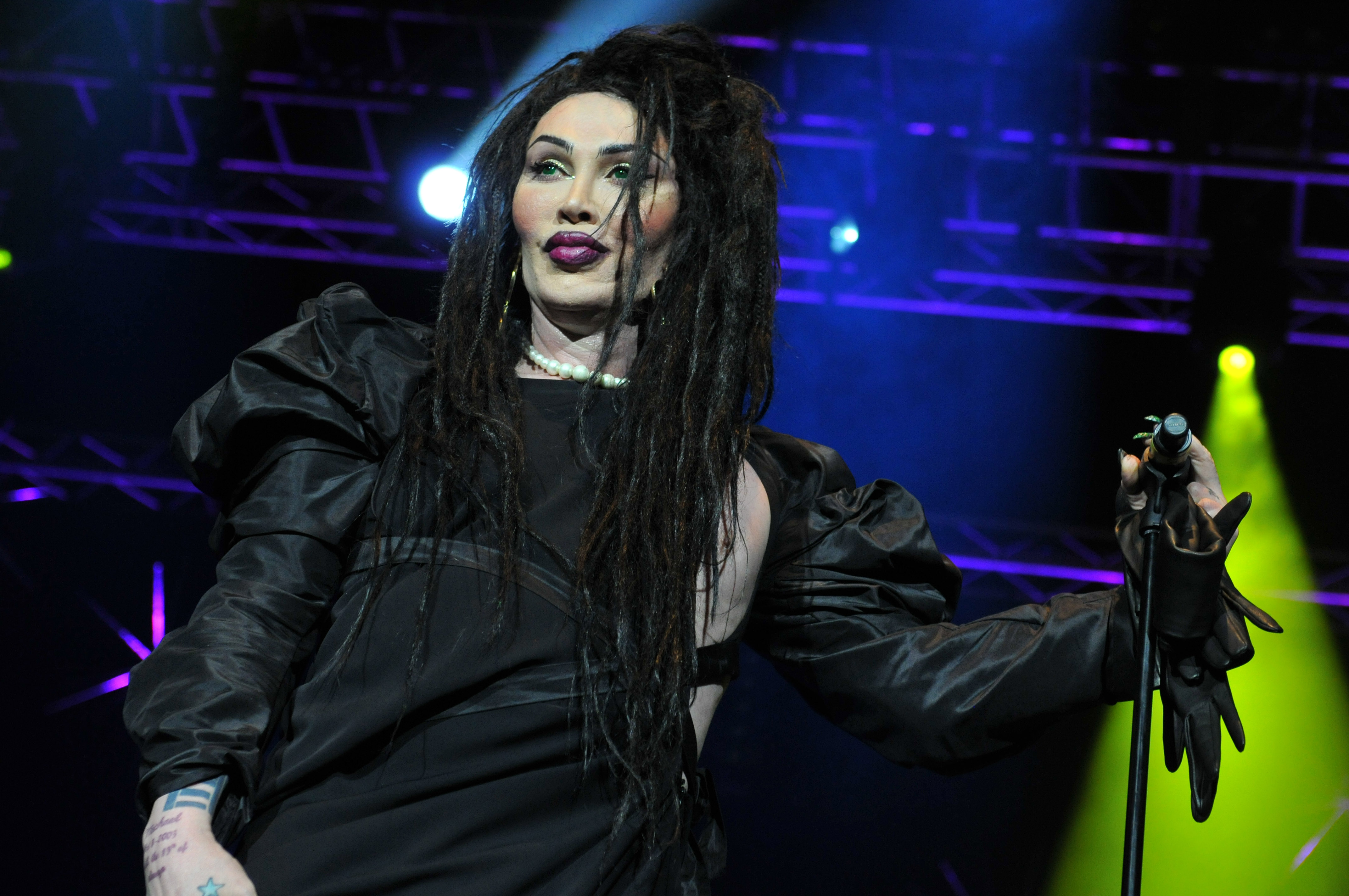 Pete Burns has died aged 57 (Picture: Redferns via Getty Images)