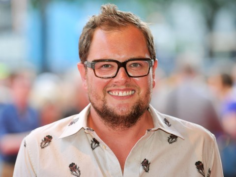 Alan Carr blames celebrities as the reason for the cancellation of Chatty Man