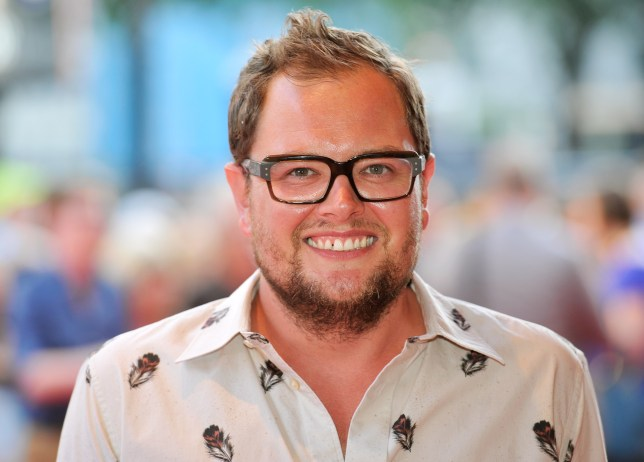 Alan Carr: Chatty Man has been axed (Picture: Dave M. Benett/WireImage)
