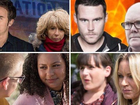 25 soap spoilers: Emmerdale and Hollyoaks deaths, Coronation Street stunt terror, EastEnders debt nightmare