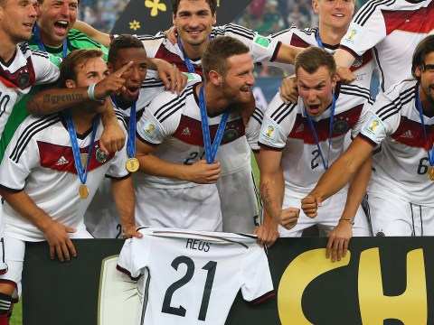 Arsenal's Shkodran Mustafi explains Marco Reus World Cup tribute